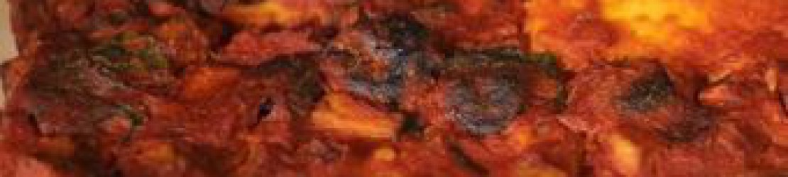 Lasagnes à la courge Butternut sans gluten